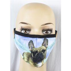 French Bulldog Face Masks
