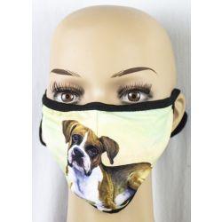 Boxer Face Masks