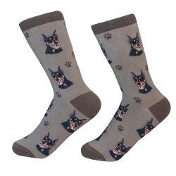 Doberman  Socks