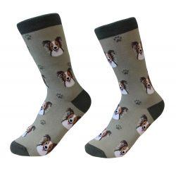 Papillon Socks