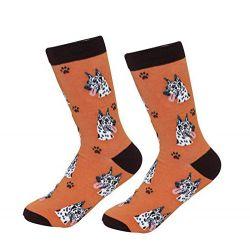 Harlequin Dane Socks