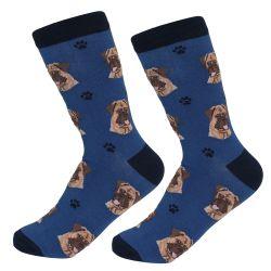 Bull Mastiff Socks