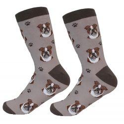 English Mastiff Socks