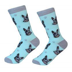 Carin Terrier Socks