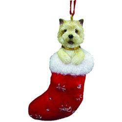 Cairn Terrier ornament