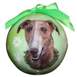 Greyhound, brindle