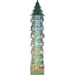 Dangling Leg Ornaments Package