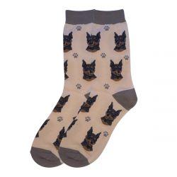 Min Pin Socks