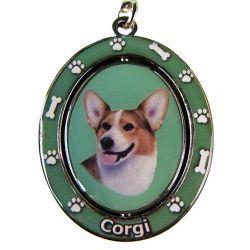 Welsh Corgi Key Chain