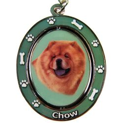 Chow Key Chain