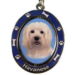 Havanese Key Chain