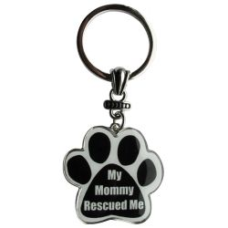 My mommy rescued me