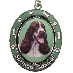 Springer Spaniel Key Chain