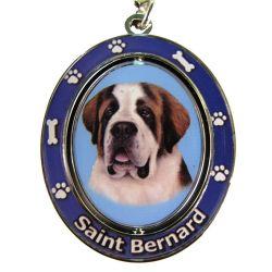 St. Bernard Key Chain