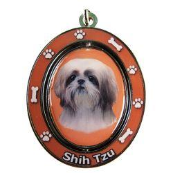 Shih Tzu, tan puppy cut Key Chain