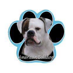 American BulldogMousepad