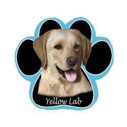 Labrador, yellow Mousepad