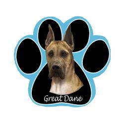 Great Dane, fawnMousepad
