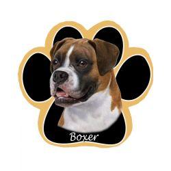 Boxer, UncroppedMousepad