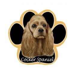 Cocker Spaniel, buffMousepad