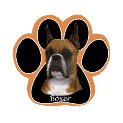 Boxer, CroppedMousepad