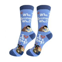 Rescue Happy Tails Socks