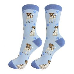 Jack Russell Terrier Happy Tails Socks