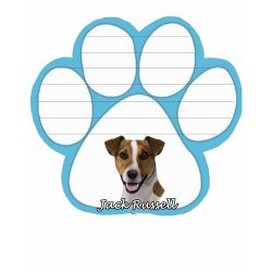 Jack Russell  Magnetic NotePad