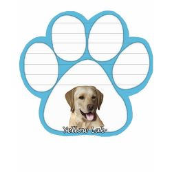 Labrador, yellow  Magnetic NotePad