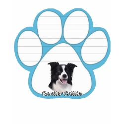 Border Collie  Magnetic NotePad