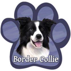 Border Collie Car Magnet