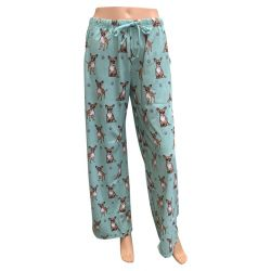 Chihuahua pajama bottoms