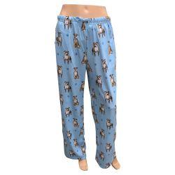 Pit Bull  pajama bottoms
