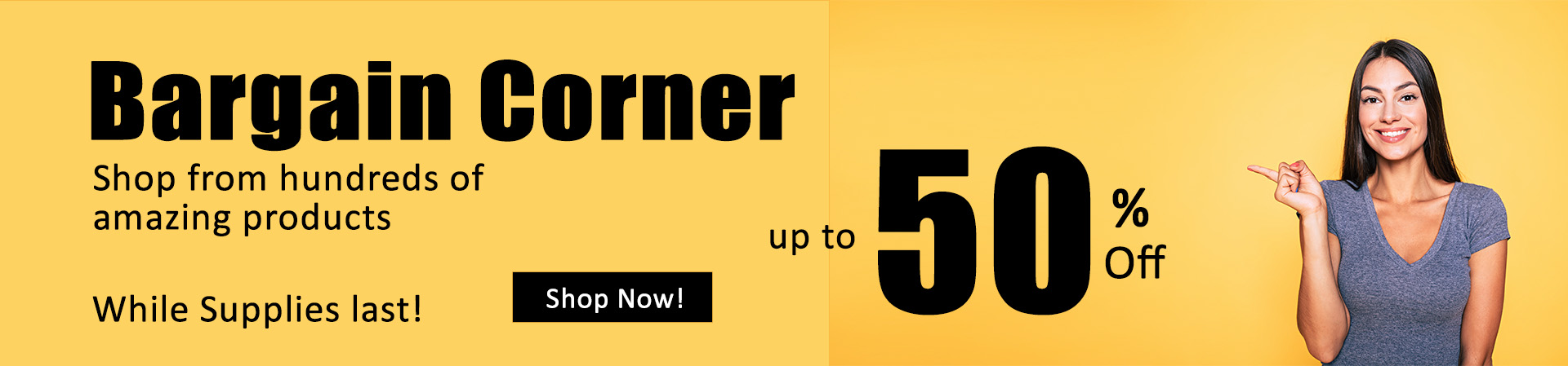 E&S Pets Bargain Corner - Up to 50% Off